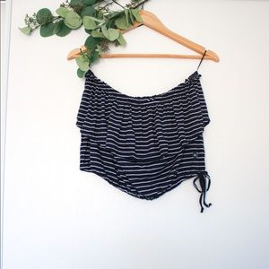 Abercrombie Striped Tube Top! NWT
